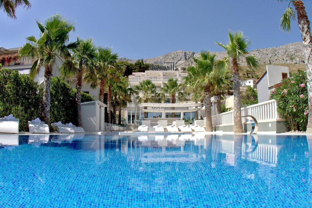 The swimming pool at or near Damianii Luxury Boutique Hotel & Spa