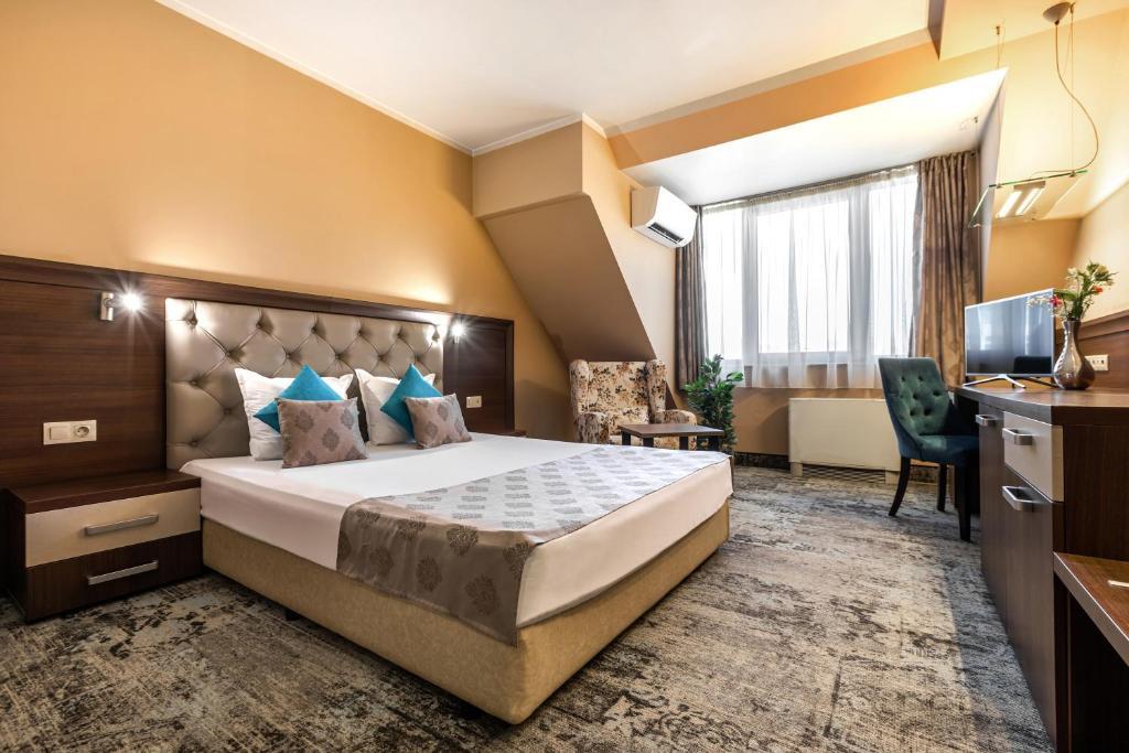 Business Hotel Plovdiv Plovdiv, Bulgaria