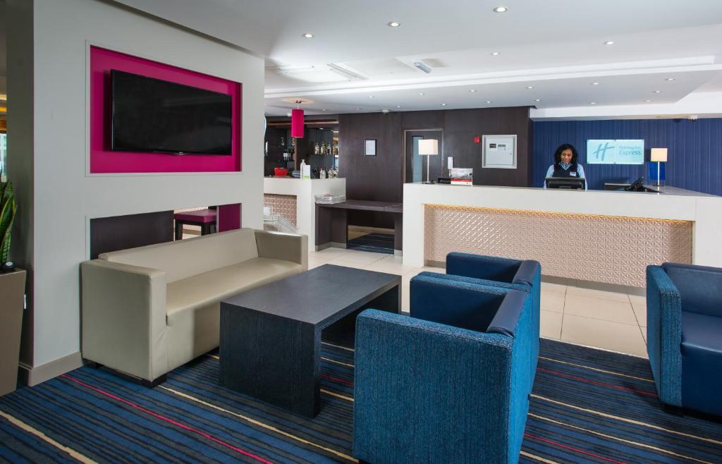 Holiday Inn Express LONDON - WANDSWORTH - Laterooms