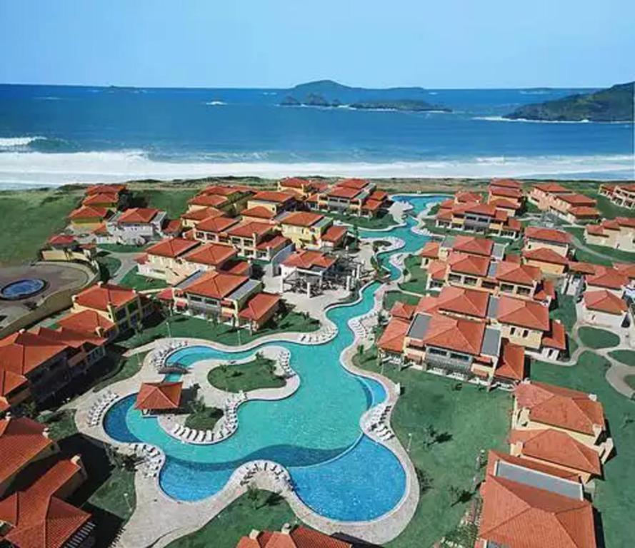A bird's-eye view of Búzios Beach Resort