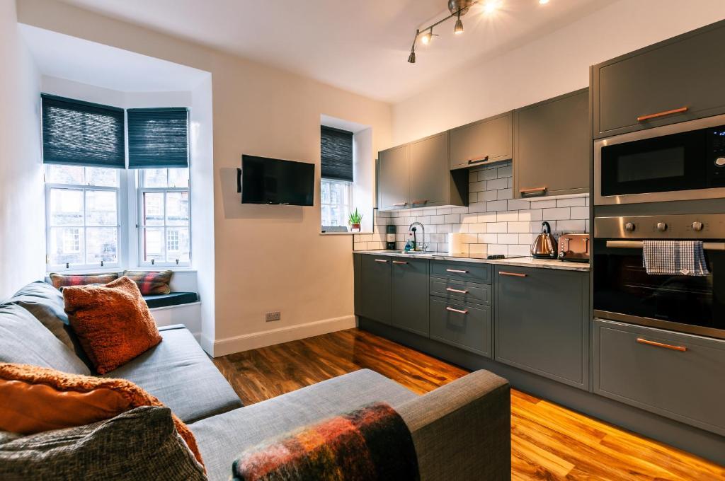 Writer's Apartment