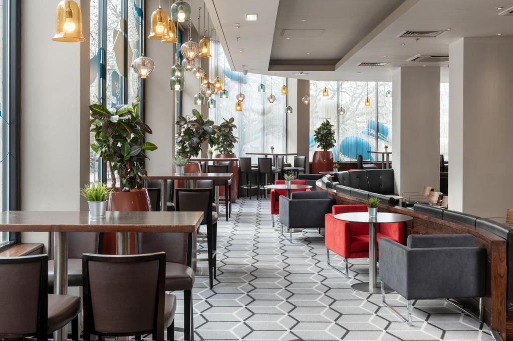 Hilton London Olympia - Laterooms