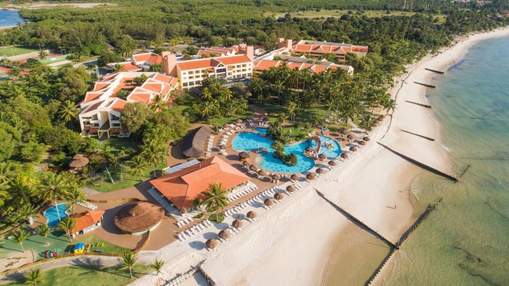 A bird's-eye view of Vila Galé Eco Resort do Cabo - All Inclusive