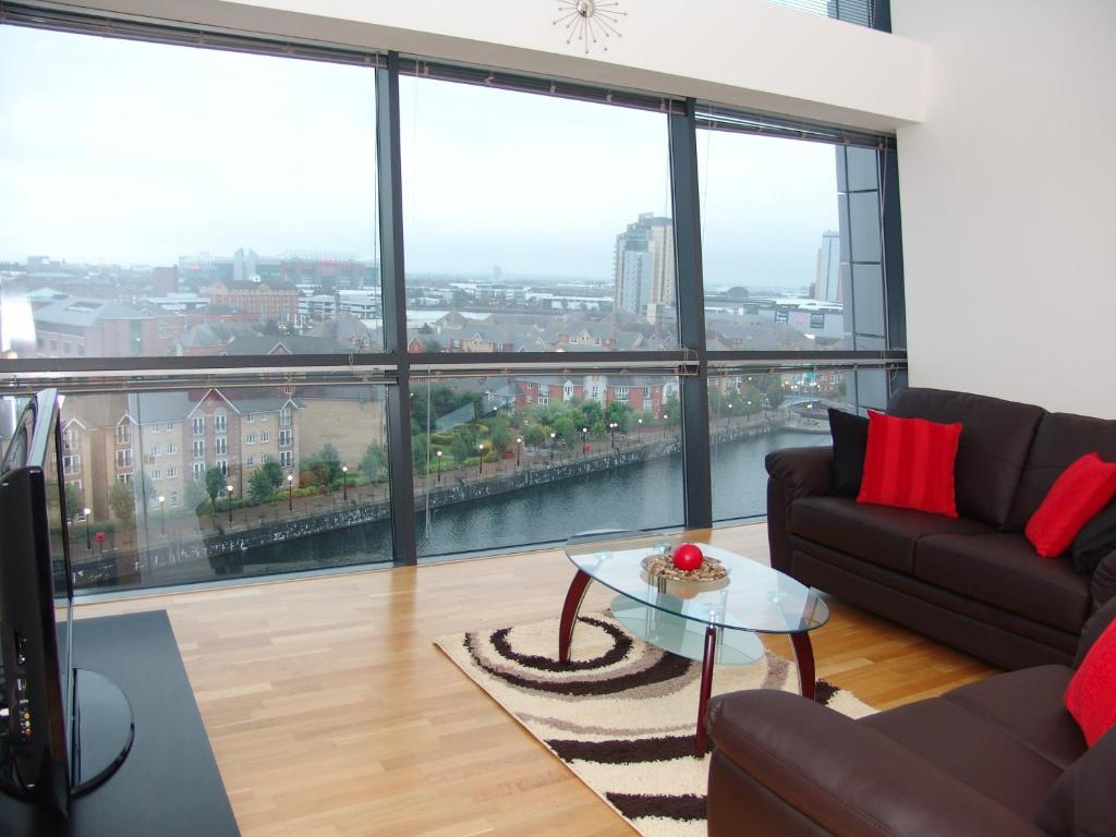 Quay Apartments - Laterooms
