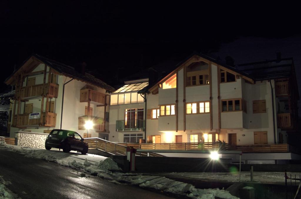 Dolomitissime Holiday Homes Alleghe during the winter