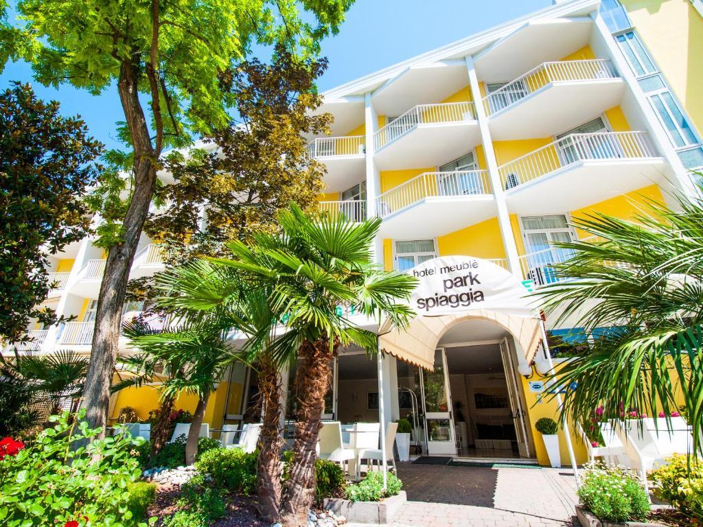 Hotel Park Spiaggia Grado, Italy