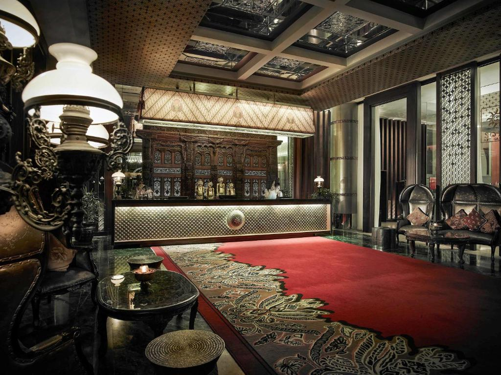 The Royal Surakarta Heritage – MGallery Collection