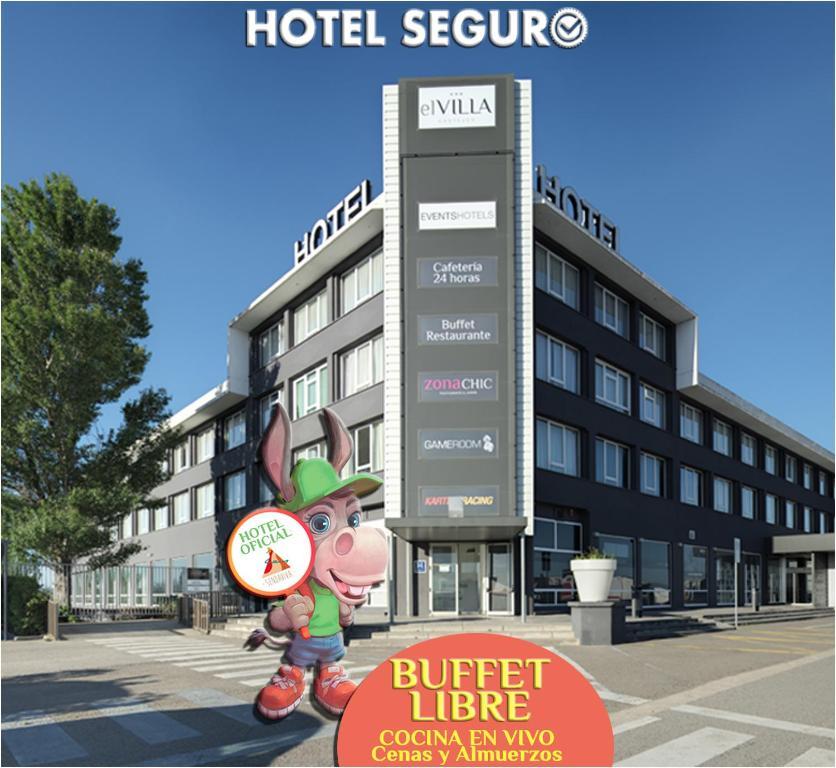 Logo o señal de este hotel