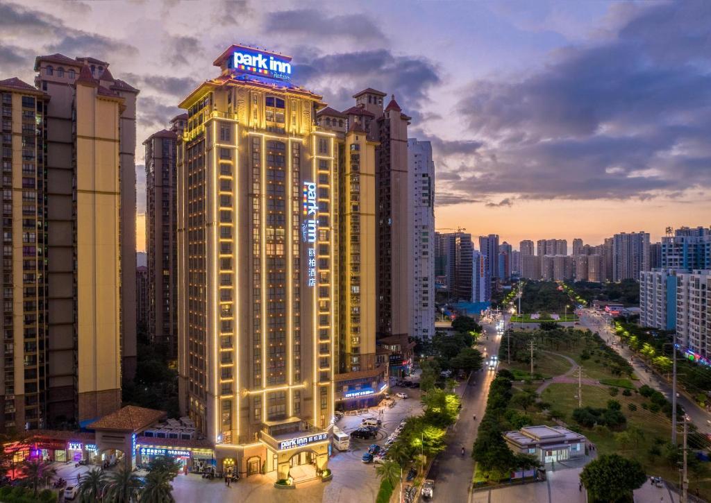 Park Inn Beihai Yintan Wanda Plaza