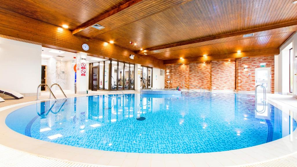 The swimming pool at or near Scotlands Spa Hotel