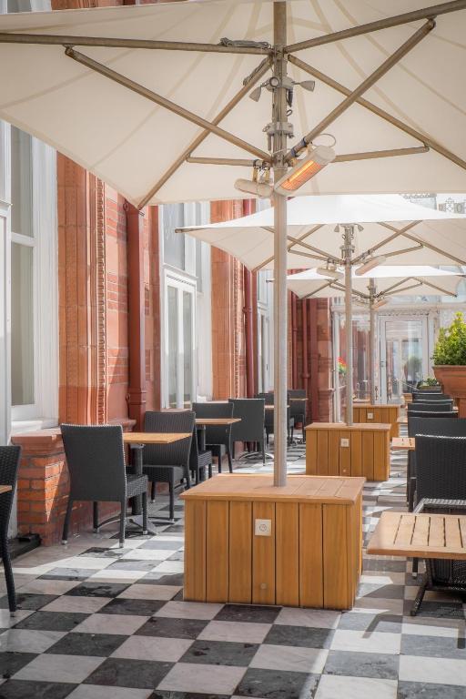 Hilton Brighton Metropole - Laterooms