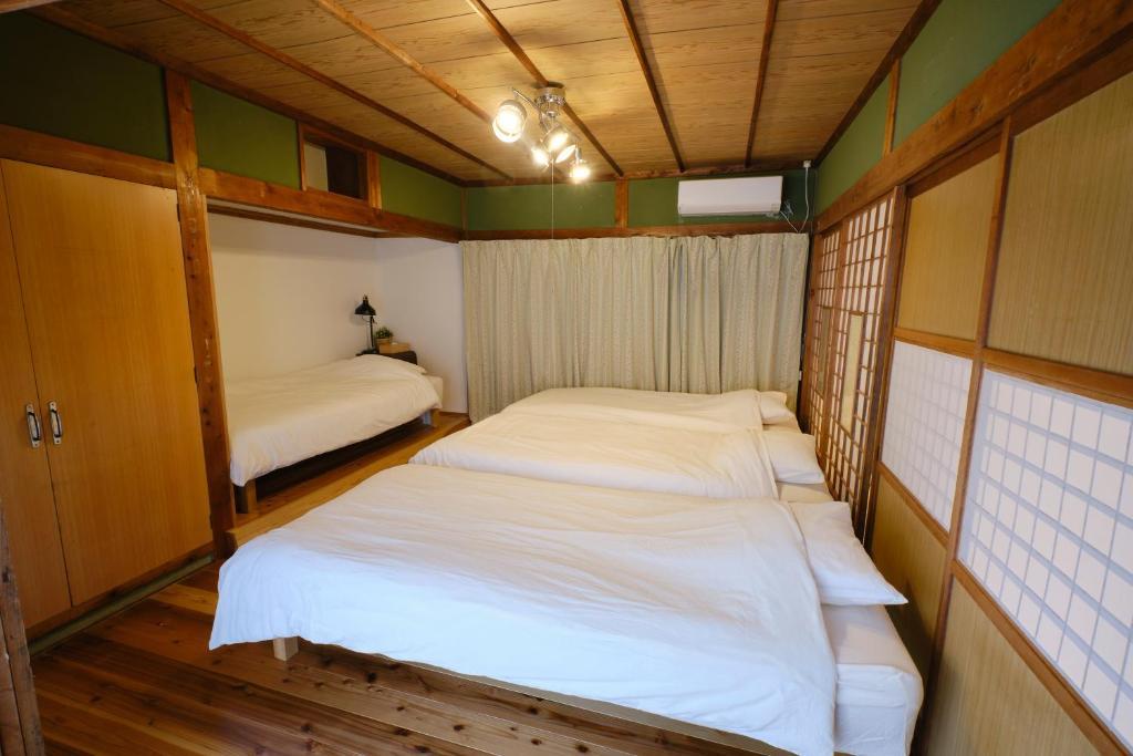 一棟貸自炊可-CosyNest-世界遺産 熊野古道歩きの拠点-無料Wi-Fi-駐車場2台無料