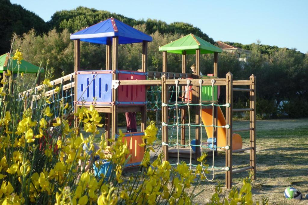 Area giochi per bambini di Apartments in Eraclea Mare 25702