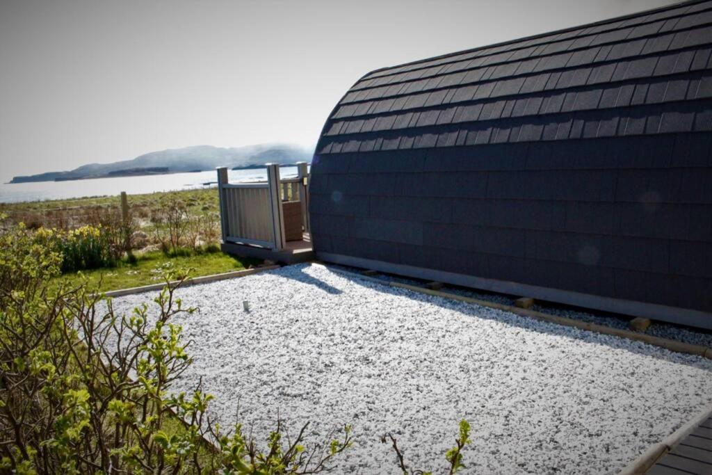 Ose Pod, an ever changing view to the sea