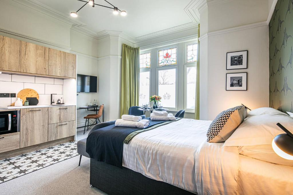 Belmont Guest House - Laterooms