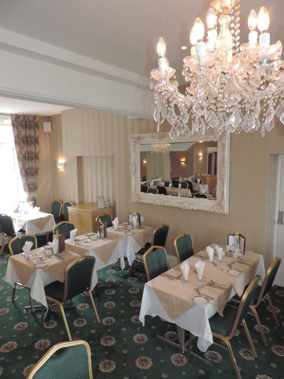Haddon Hall Hotel - Laterooms