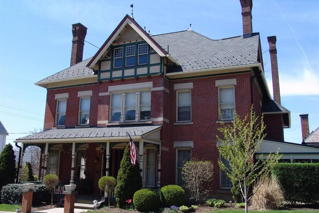 Experience living in an 1882 Victorian Home.