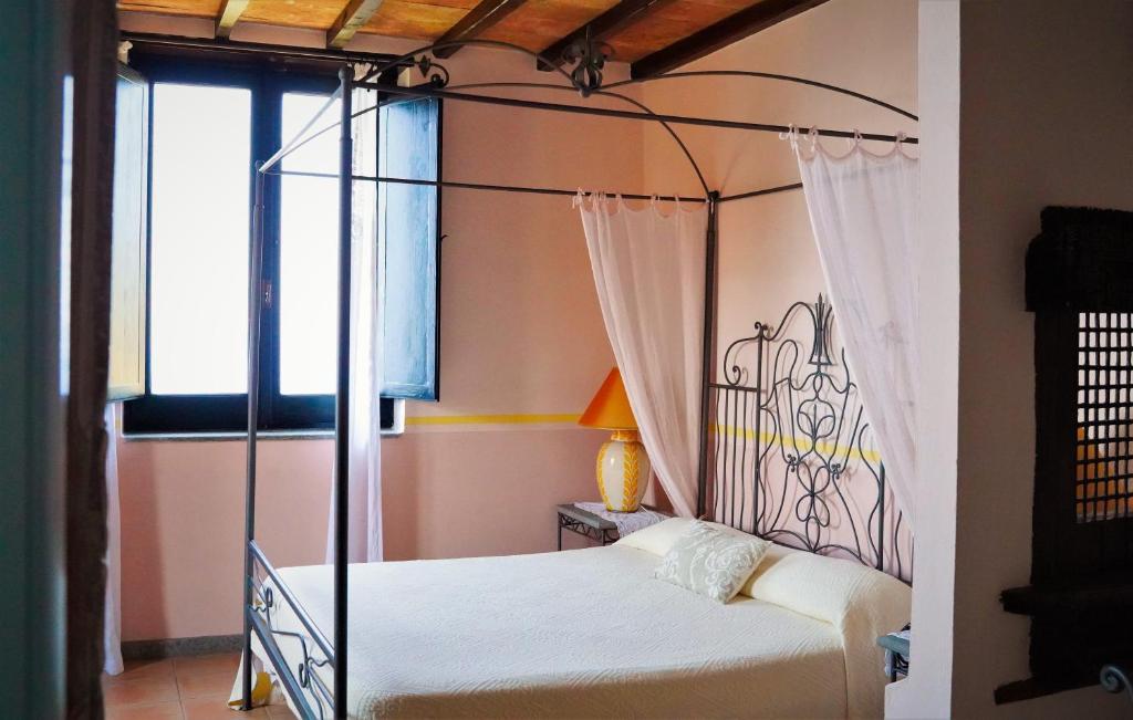 Letto o letti in una camera di Marulivo Hotel