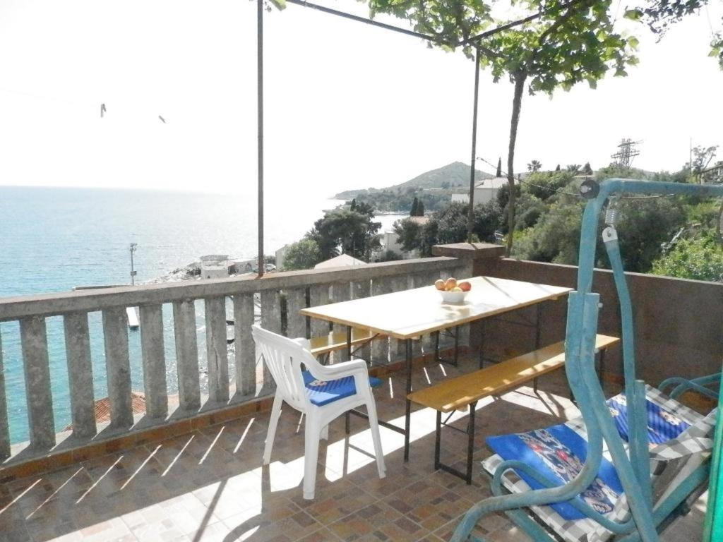 A balcony or terrace at Villa Šoti