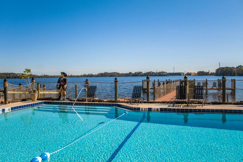 The swimming pool at or near Bryan's Spanish Cove By Diamond Resorts