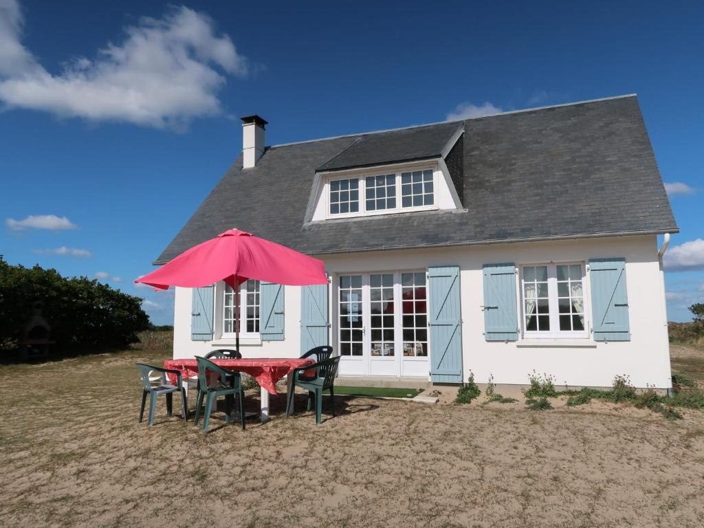 Holiday Home Les Dunes - SGY400
