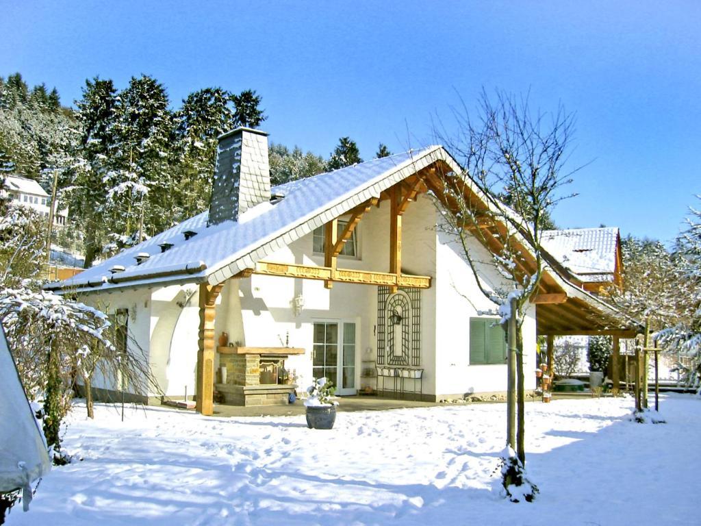 Holiday Home Haus Schwallenberg im Winter