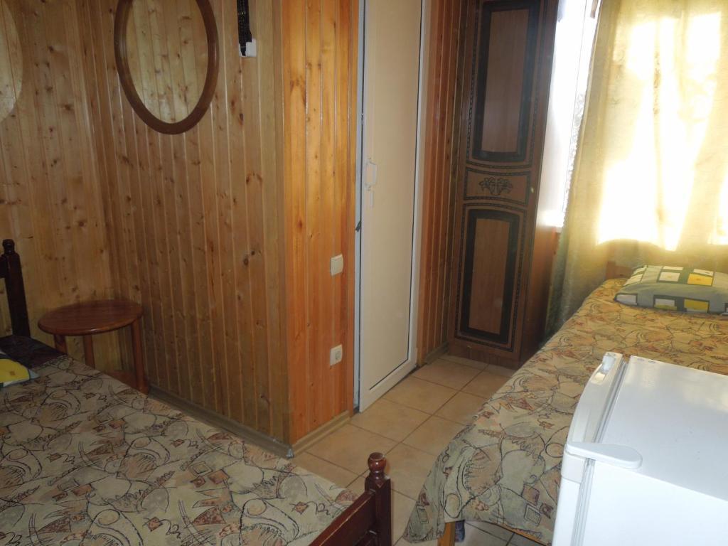 Ванная комната в Guest House Avangard