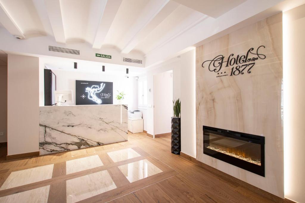Hotel 1877 Sensaciones & SPA