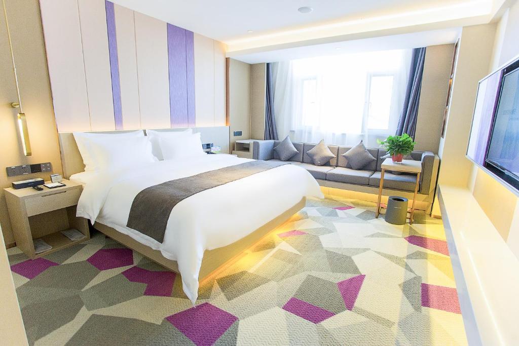 Lavande Hotel Lingwu Government Branch