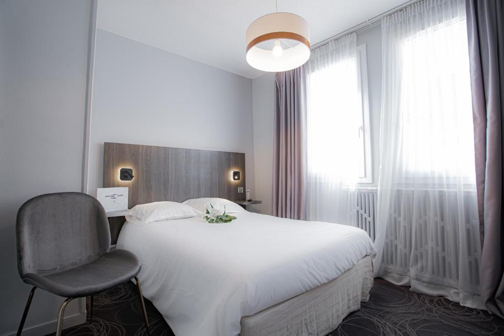 Hotel Central Poitiers, France