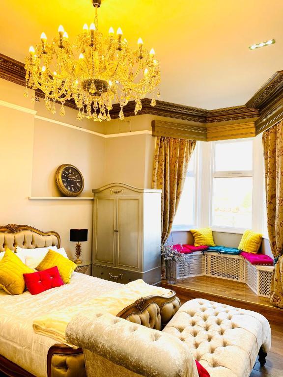 VILLA MENTONE HOTEL - Laterooms