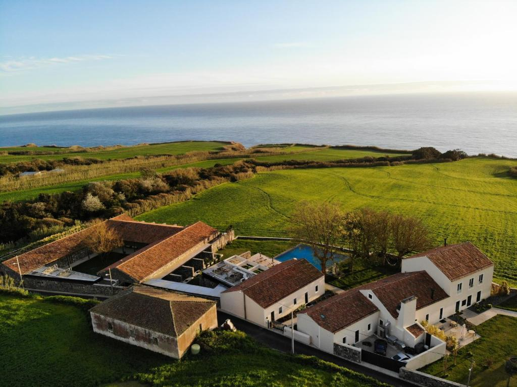 A bird's-eye view of SENSI Azores Nature and SPA