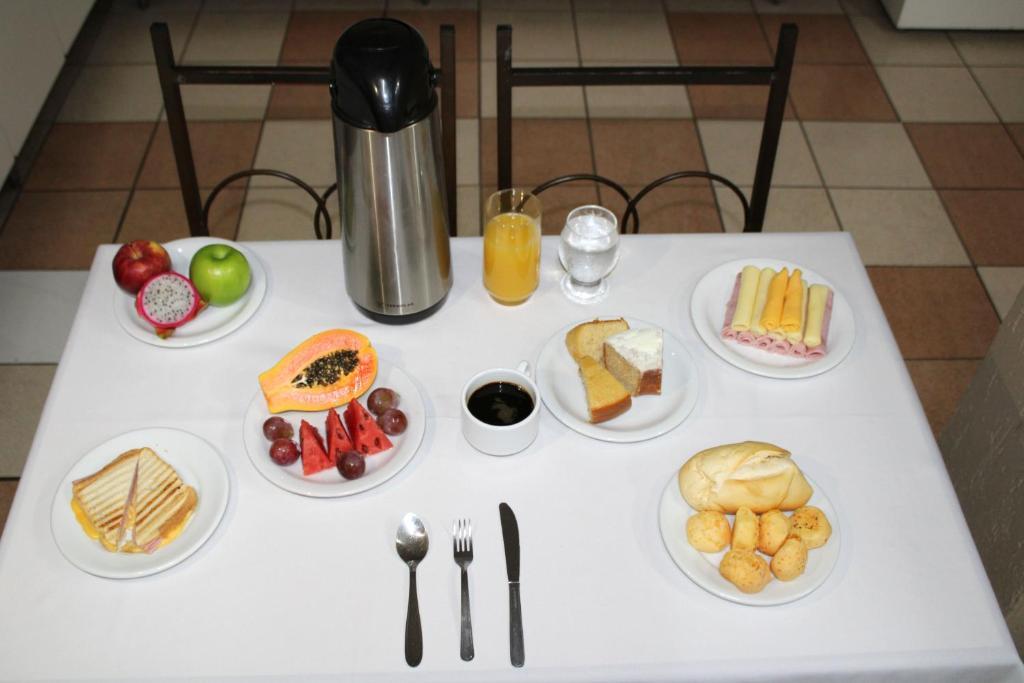Завтрак для гостей Domus Hotel - Veneza