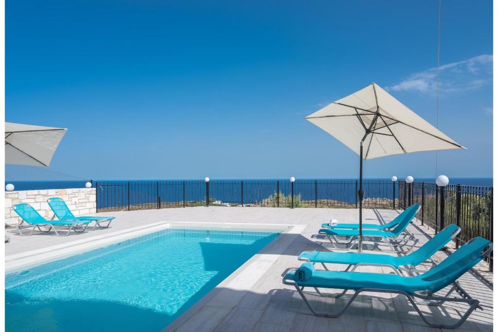 Villa Aura Pine Crete
