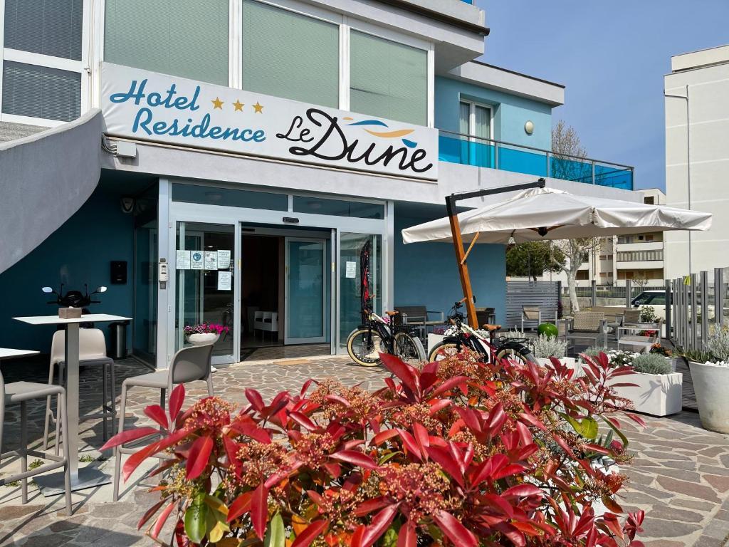 Hotel Le Dune Lido Adriano, Italy