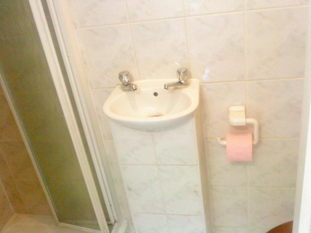 A bathroom at Hotel Sophia