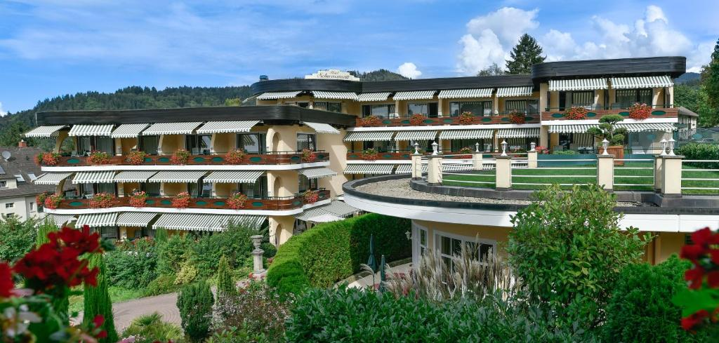 Hotel Schwarzmatt Badenweiler, Germany