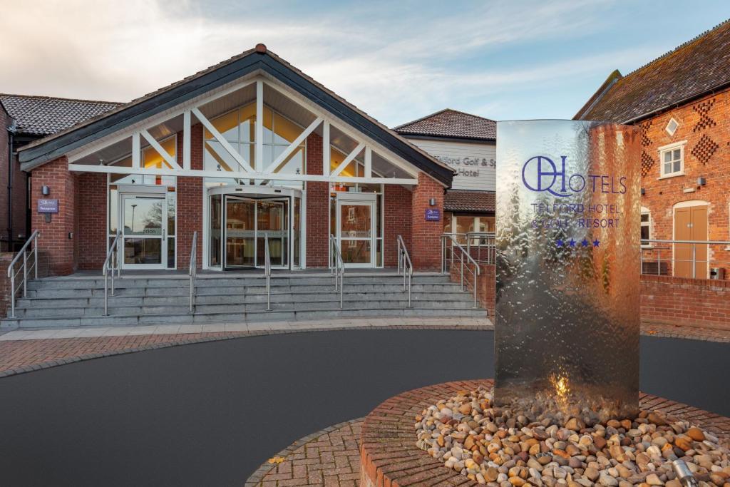 Telford Hotel & Golf Resort - QHotels - Laterooms