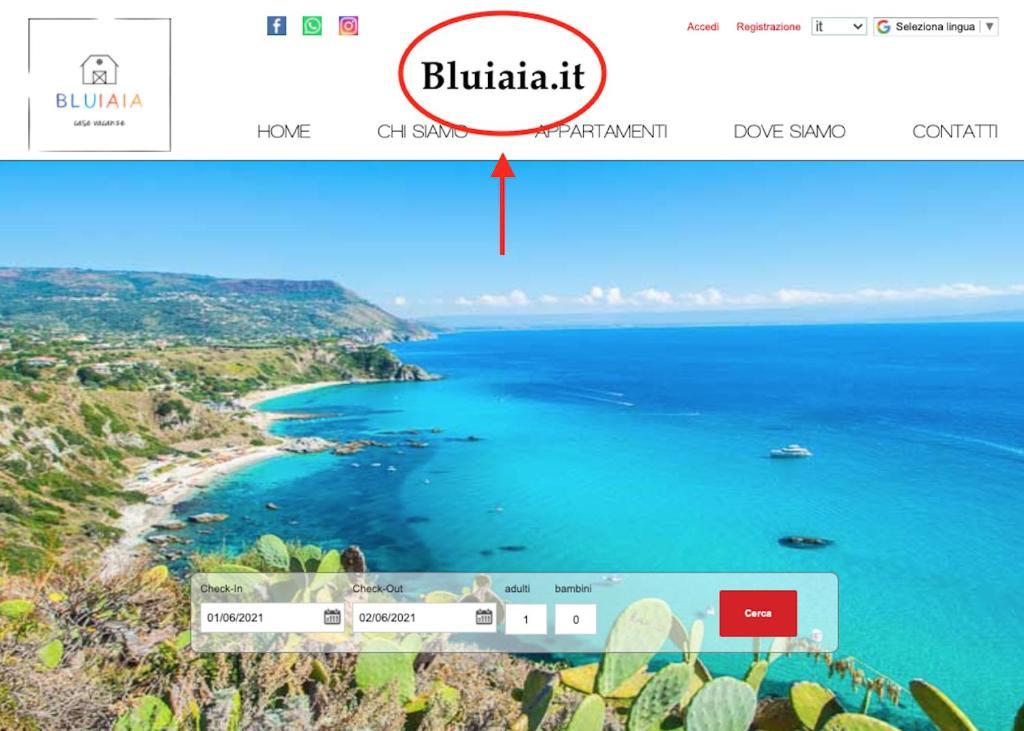 Bluiaia - Grotticelle