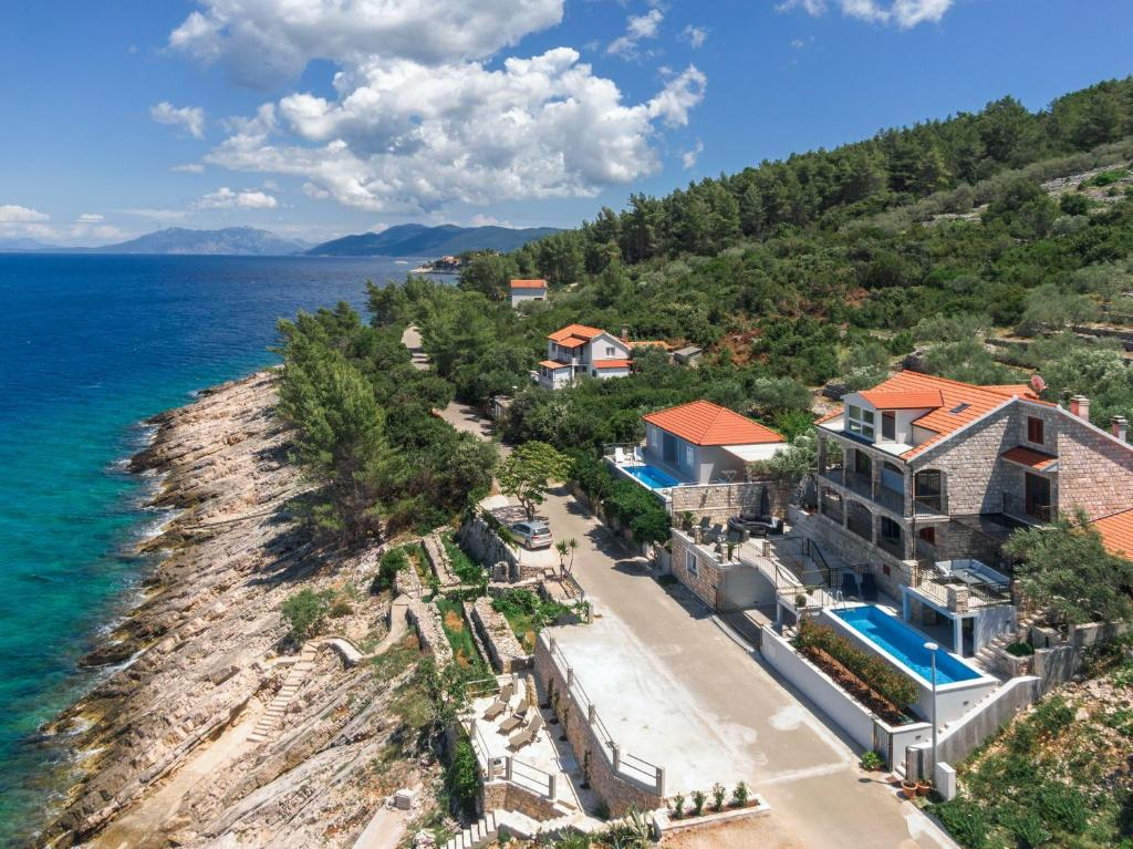 A bird's-eye view of Holiday Home Dona Maria