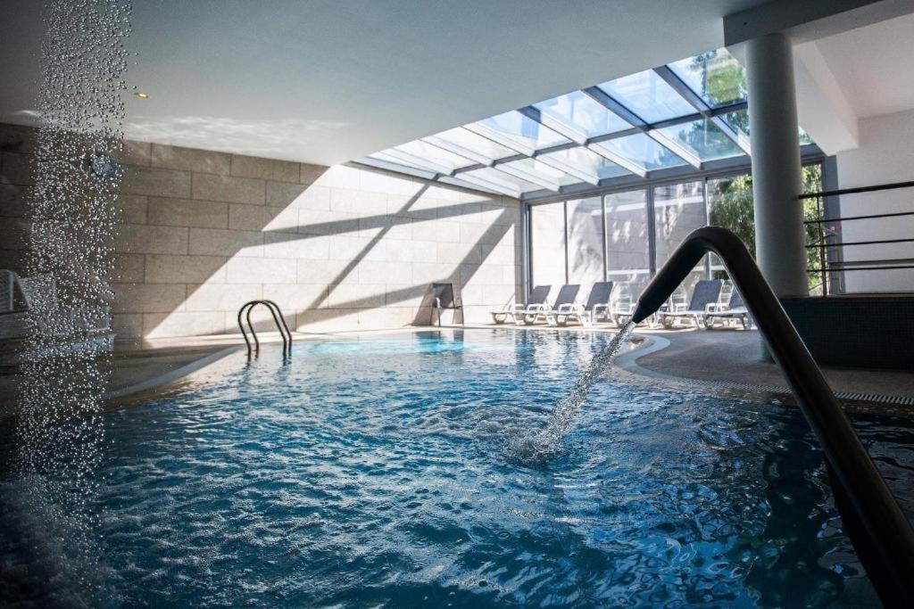 A piscina em ou perto de Monte Prado Hotel & Spa