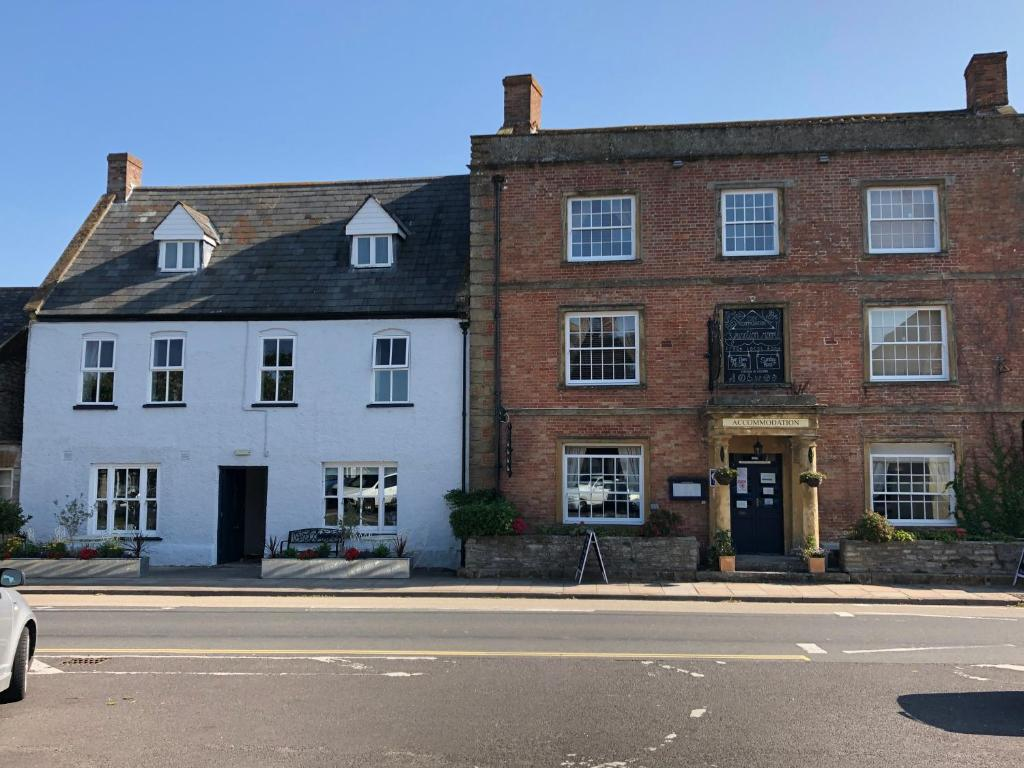 The Ilchester Arms - Laterooms