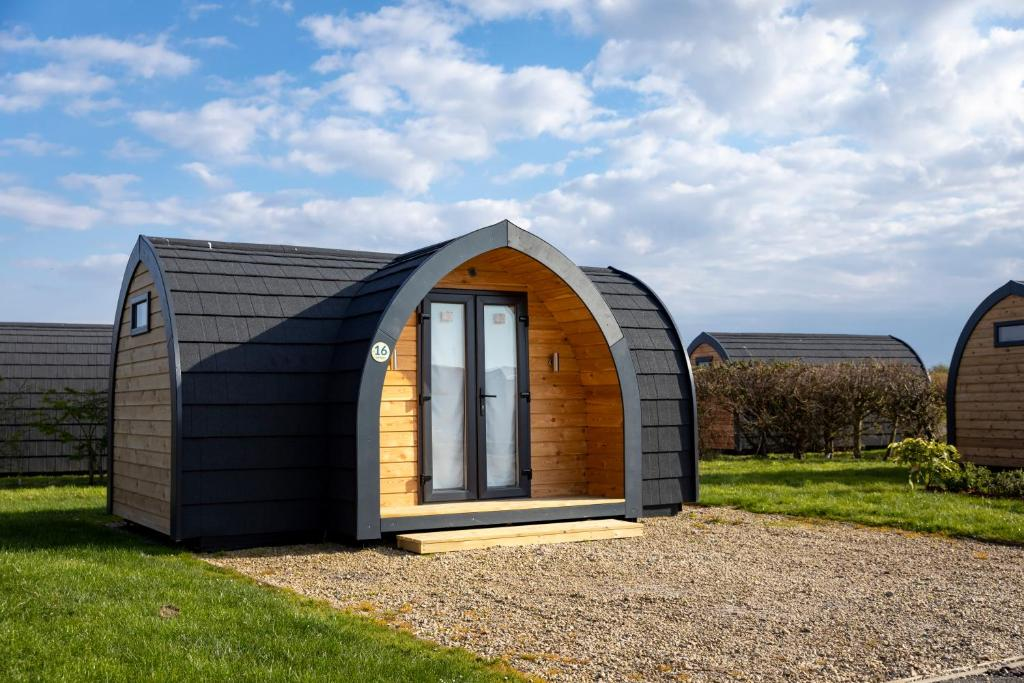 Camping Pods, Dovercourt Holiday Park