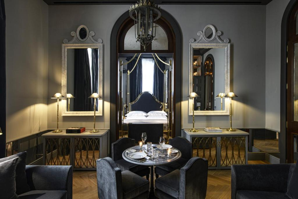 Helvetia&Bristol Firenze – Starhotels Collezione