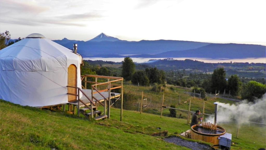 Yurts del Taique ~Mirador~