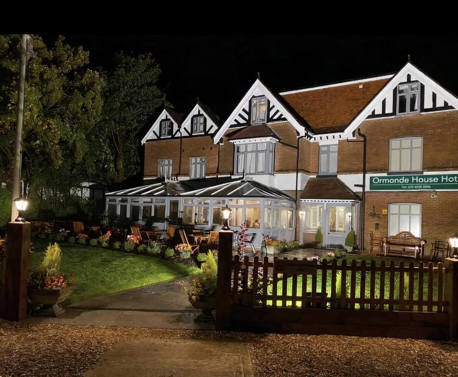 Ormonde House Hotel - Laterooms