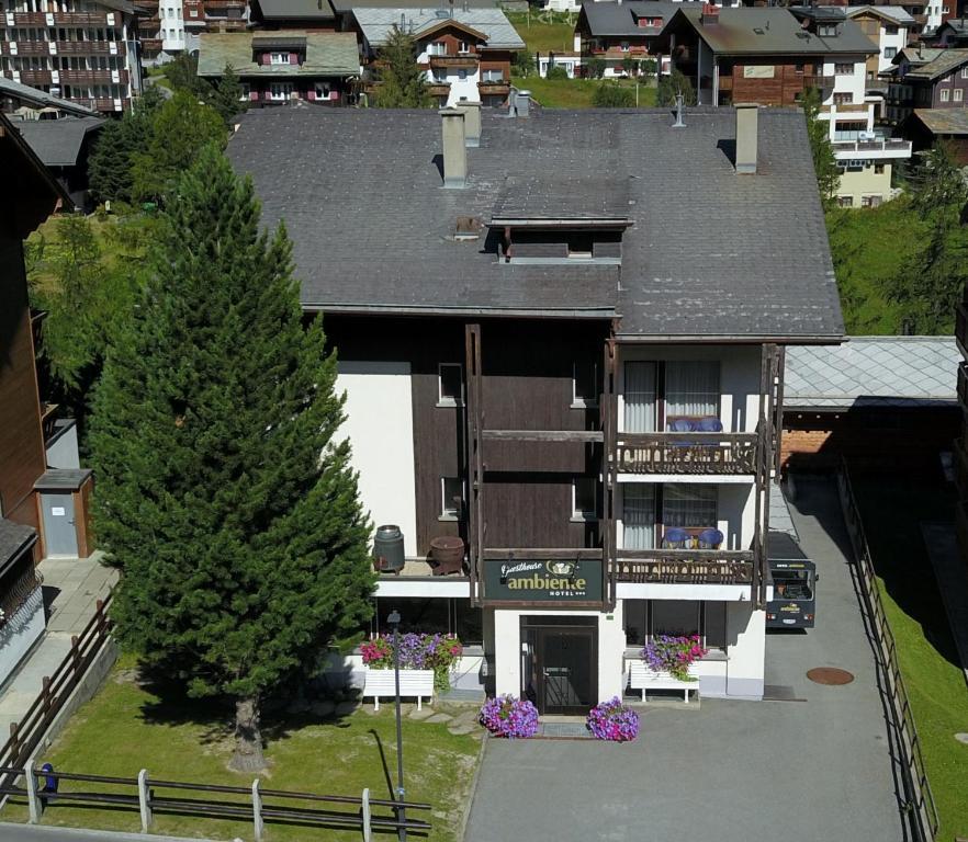 Ambiente Guesthouse Saas-Fee, Switzerland