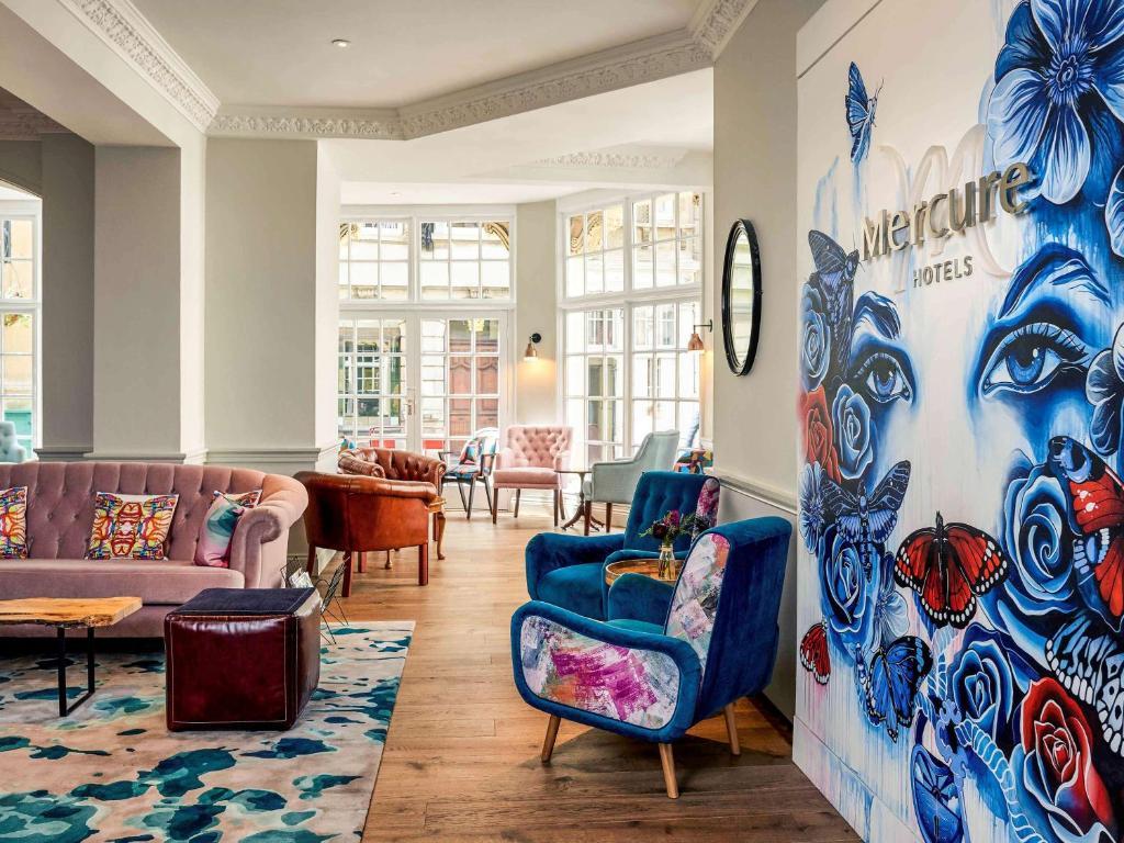 Mercure Bristol Grand Hotel - Laterooms