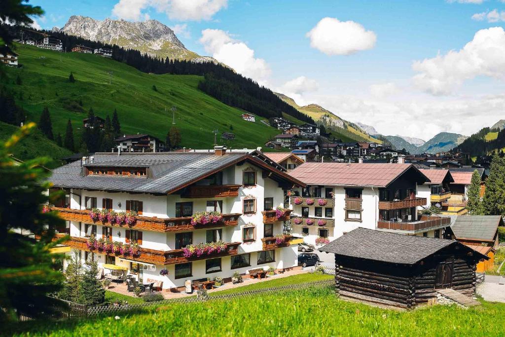 Hotel Garni Lavendel Lech am Arlberg, Austria