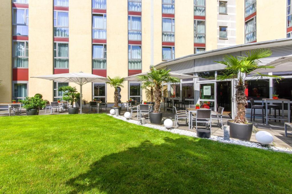 BEST WESTERN Hotel Köln - Laterooms